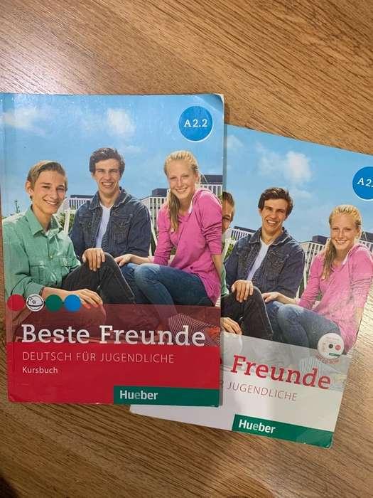 Beste Freunde A2.2- Método de Alemán