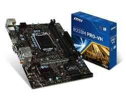 Motherboard Msi S1151 B250m Pro-vh Box M-atx