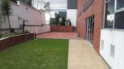 Departamento De Arriendo en El Bosque Quito tenis centro norte Cod: A320