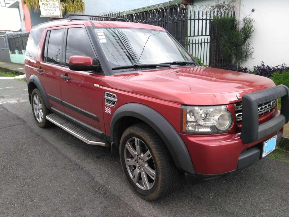 Land Rover Discovery 2010 - 201076 km