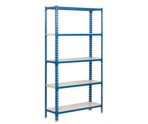 ESTANTERIA SIMONRACK 5/400 180 x 90 x 40Cm BLUE/WHITE