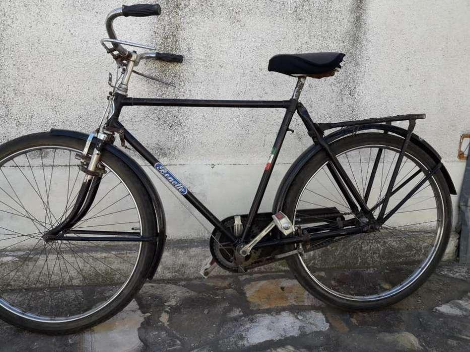 Antigua Bicicleta Italiana