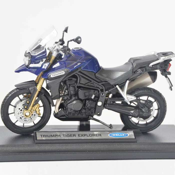 Triumph Tiger Explorer - Escala 1:18 Ref 664