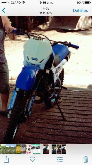 Moto Yamaha Dt 1994 Japonesa Clasica