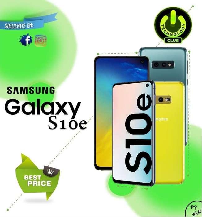 Cyber WOW <strong>samsung</strong> Galaxy S10e 5.8 / Tienda física Centro de Trujillo / Celulares Garantia 12 Meses
