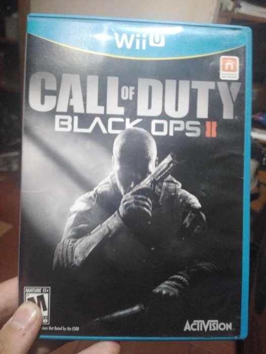 Call Of Duty Black Ops 2 Wii U NUEVO