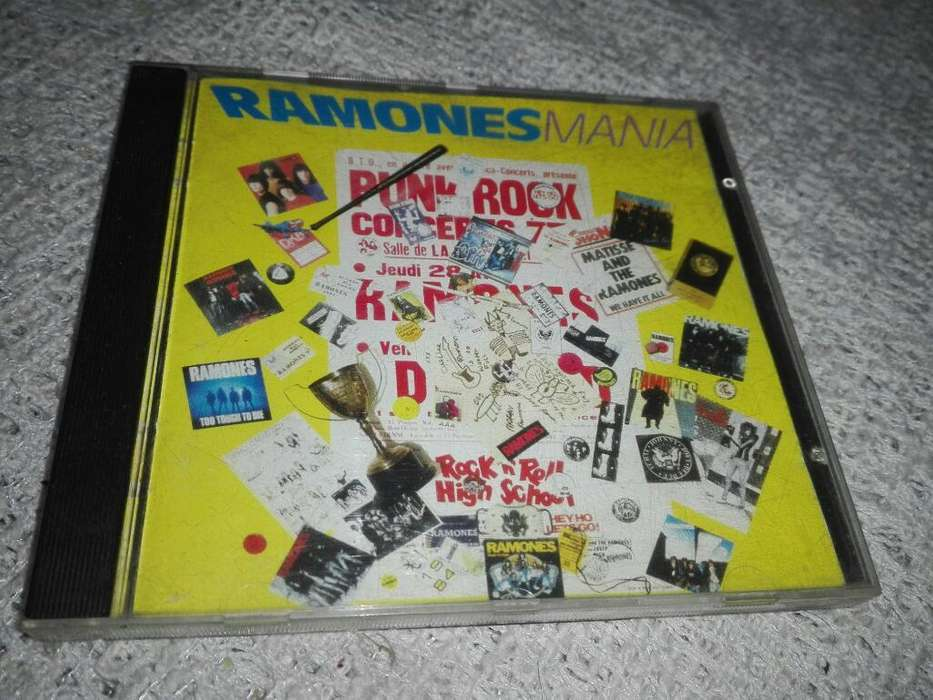 Cd Ramones