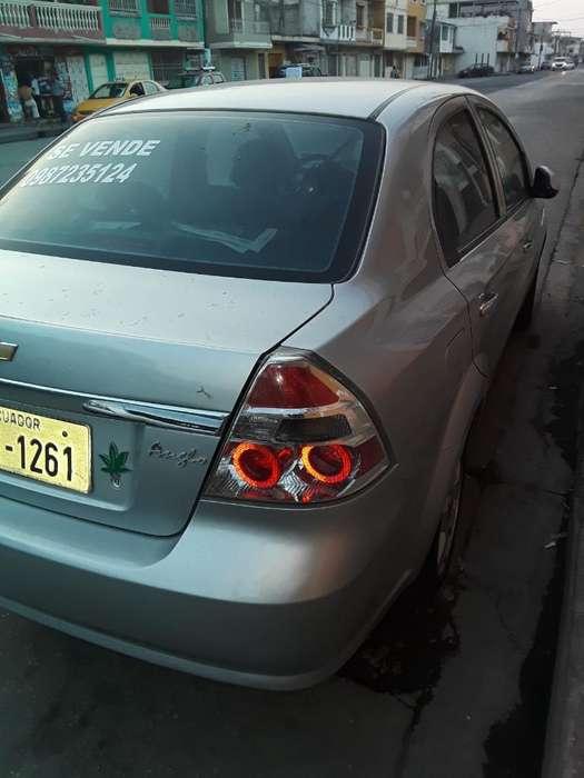 Chevrolet Aveo 2013 - 180132 km