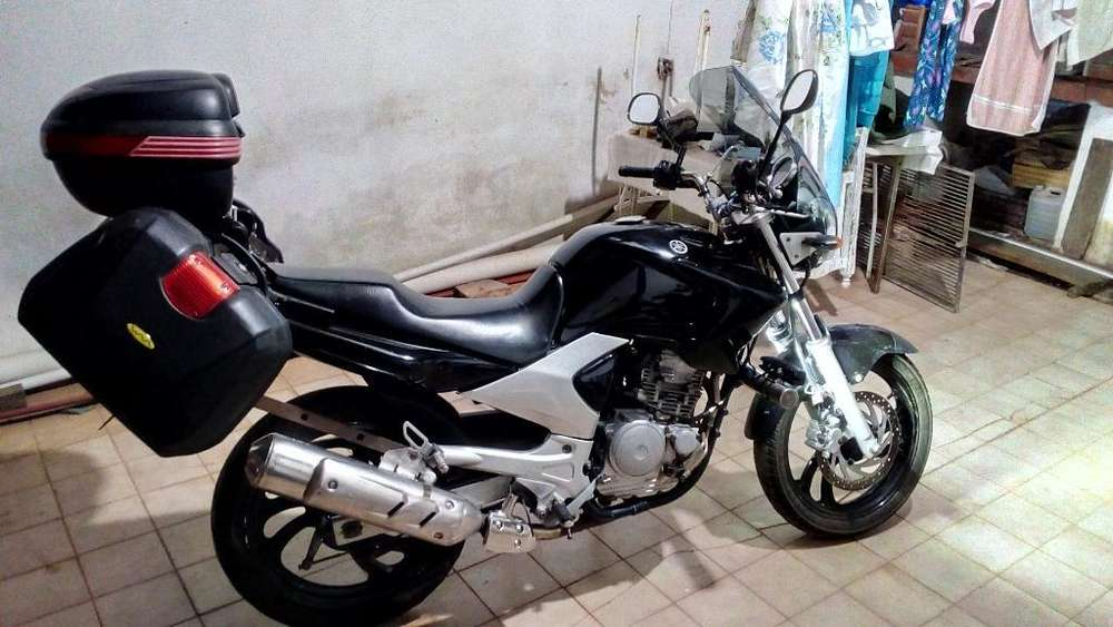 Vendo Yamaha Ybr 250