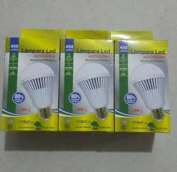 Pack x 4 Lamparas Led 9w. Autonomas Tbc In