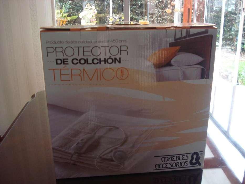 PROTECTOR DE <strong>colchon</strong> TERMICO