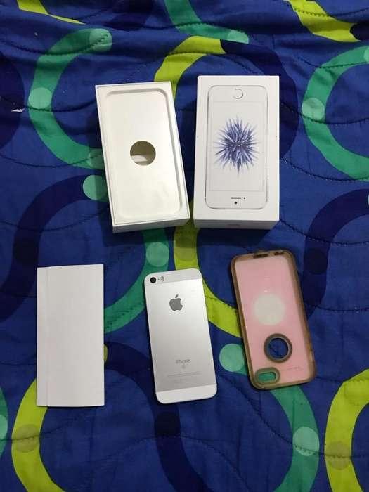 iPhone Se 32 Gb Plata