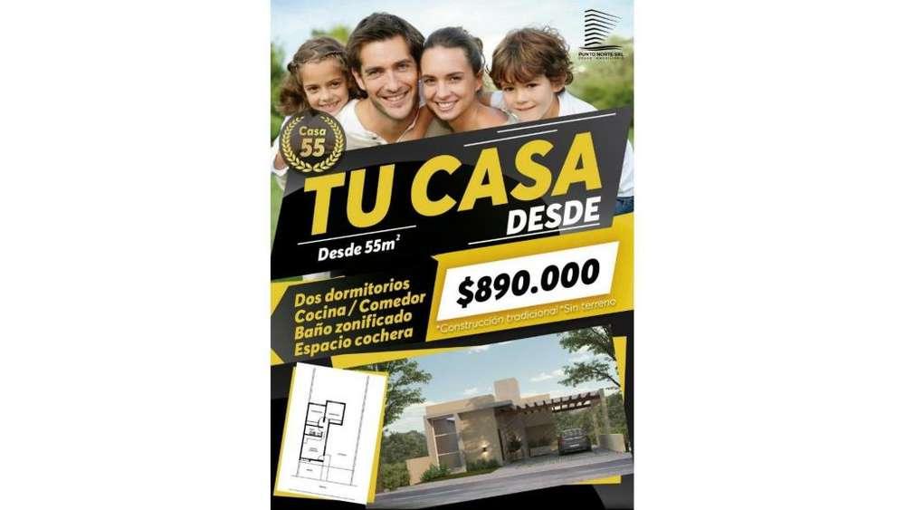 1 100 - 890.000 - Casa en Venta