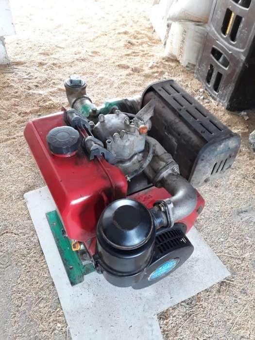 Motobomba Diesel 10 Caballosde Fuerza