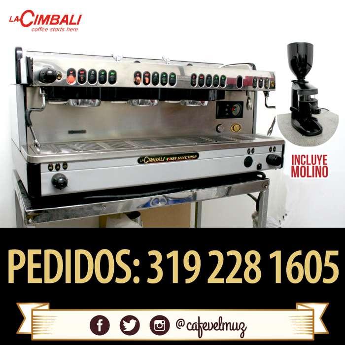 Máquina para café expréss, La Cimbali M 29 Selectron