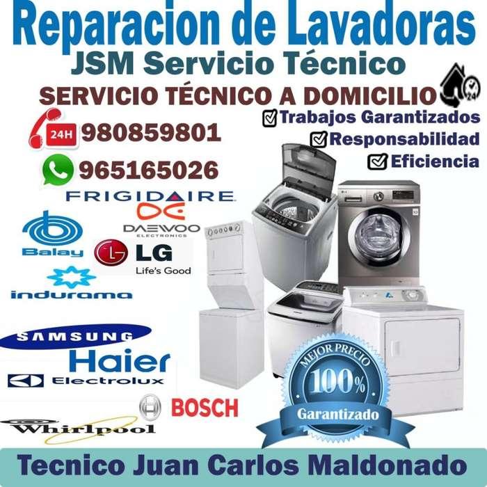 TÉCNICO DE LAVADORAS Y SECADORAS. SERVICIO A DOMICILIO. CEL: 980859801 TRUJILLO