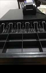 Impresora Térmica Y Cajón Monedero