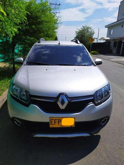 Renault Sandero Stepway 2018 - 33780 km