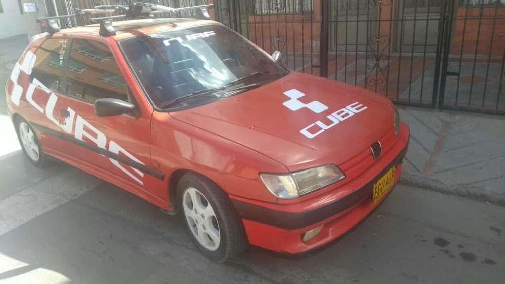 Peugeot 306 1996 - 219013 km
