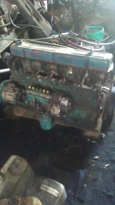 Despieze motor bedford 350