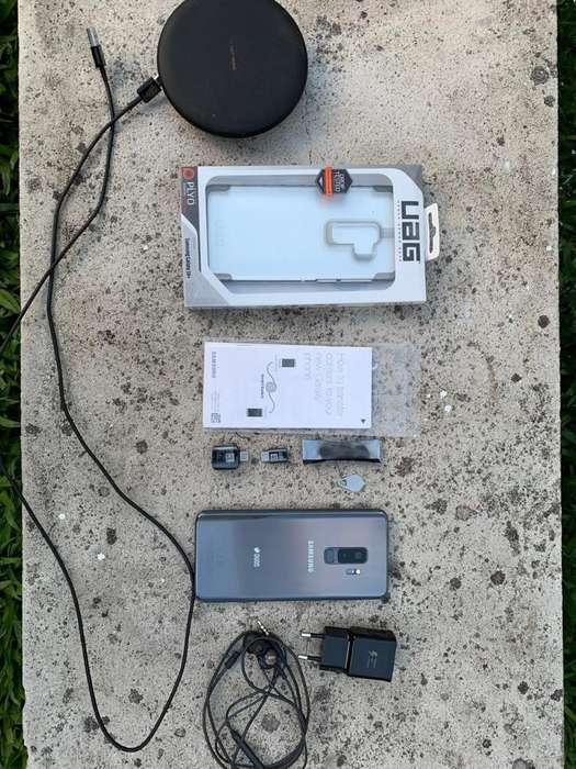 Vendo S9 Plus en Excelente Condición