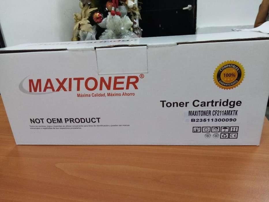 Toner Maxitoner Cf211a