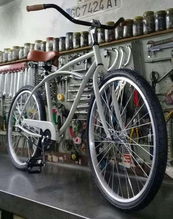 Bici Playera 26