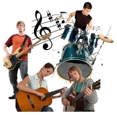 Clases de música para jovenes