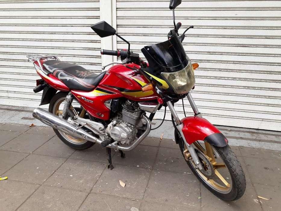 <strong>honda</strong> Storm 2007 Full Motor de Ganga