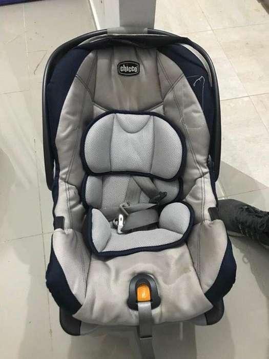 vendo quieres tener tu bebe seguro compra coche marca chiccoTravel System Neuvo