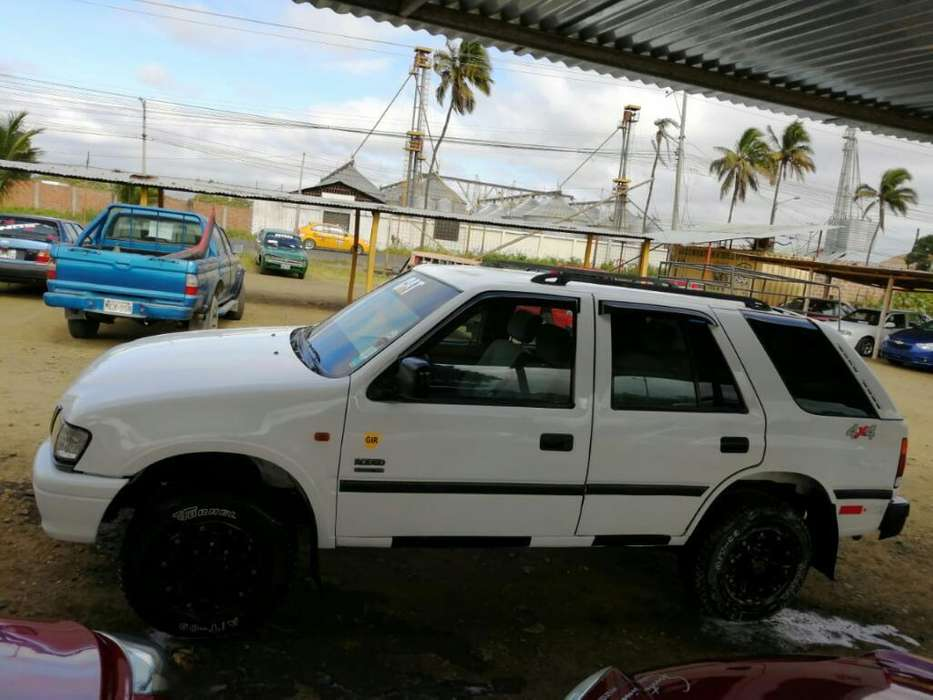 Chevrolet Rodeo 2003 - 0 km