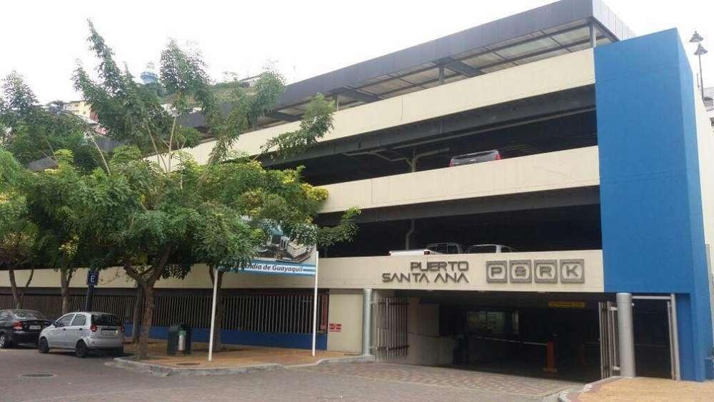 Venta de Parqueos en el <strong>edificio</strong> Puerto Santa Ana Park