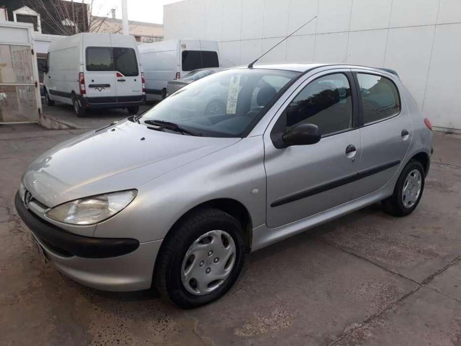 Peugeot 206 2004 - 117000 km