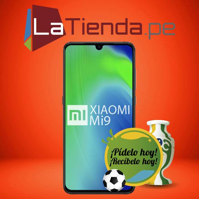 Xiaomi Mi 9 - triple camara principal 48MP 12MP 16 MP