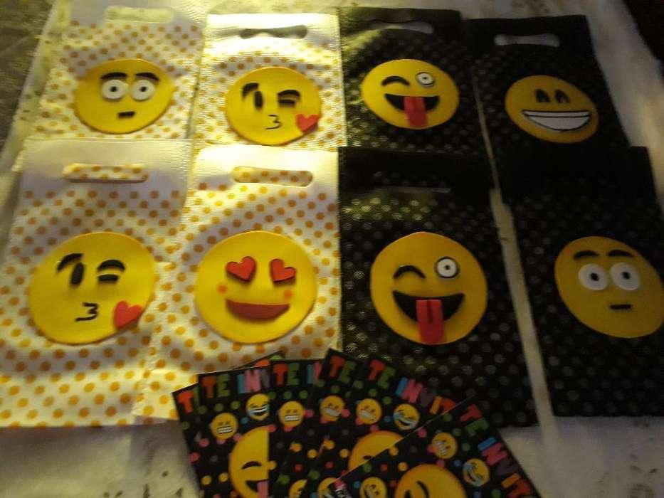 Bolsitas Emojis Cumpleaños