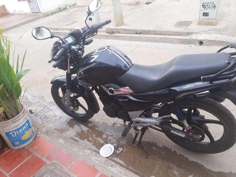 Vendo Moto Suzuki Gs150r Mod 2012 Bella
