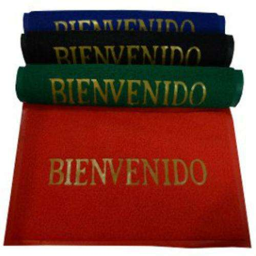 <strong>alfombra</strong> rodapiés caucho colores