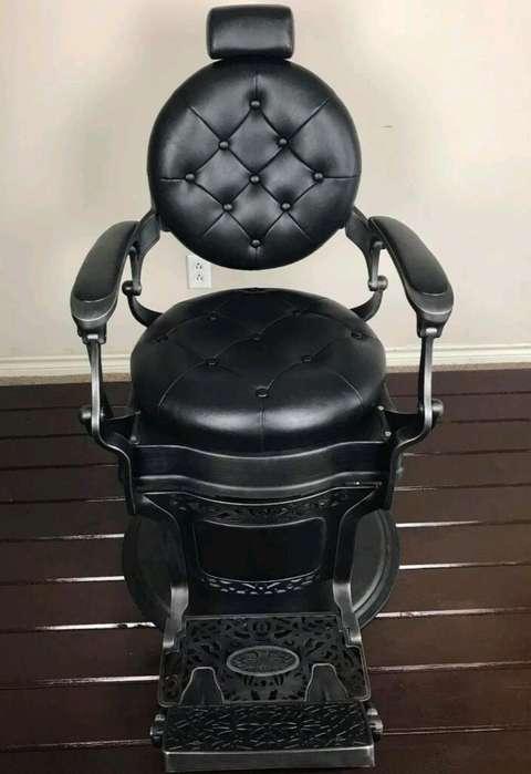 <strong>silla</strong> Berbero Barberia Estilo Antiguo