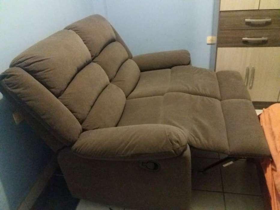 Mueble 2 Cuerpos Reclinable sin Uso