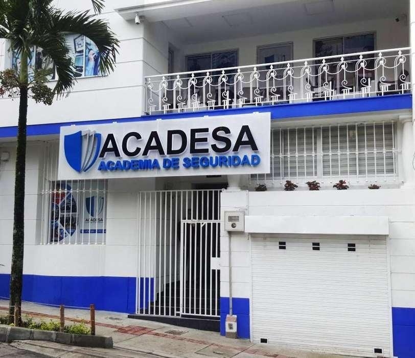 Curso de Vigilancia en Medellin