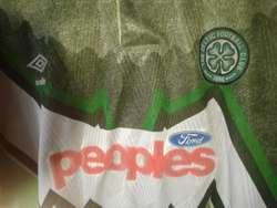 Camiseta Celtic de Escocia Umbro (Visitante) 1990 -1991-1992