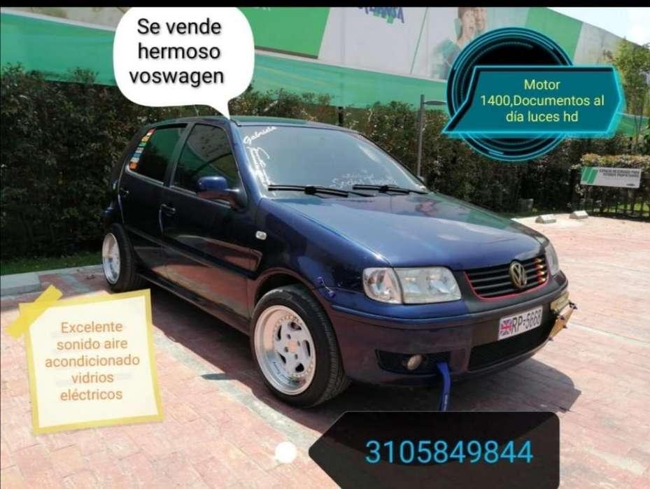 Volkswagen Polo 2002 - 15200 km