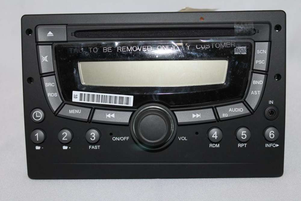 RADIO CD MP3 ECOSPORT