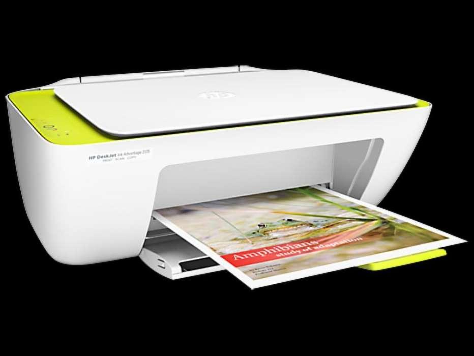 Vendo Impresora Hp Multifuncion Nueva