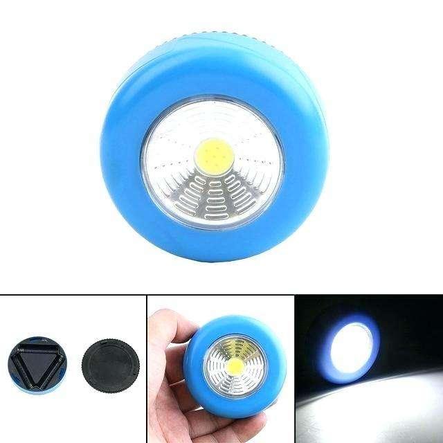 Luz LED táctil a pilas incluidas!!!