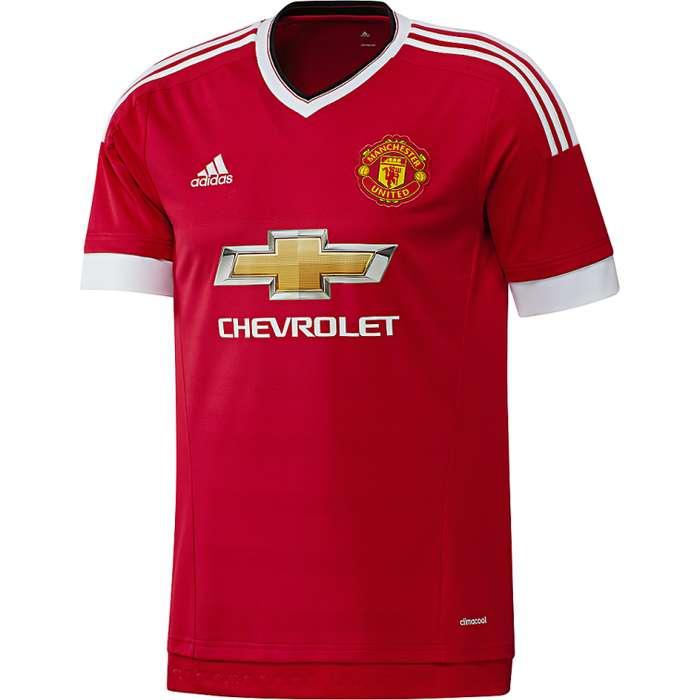 Camiseta Manchester United Nueva talla L