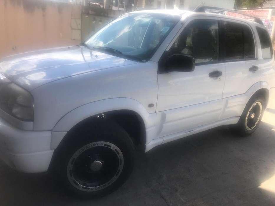 Chevrolet Grand Vitara 2007 - 166000 km