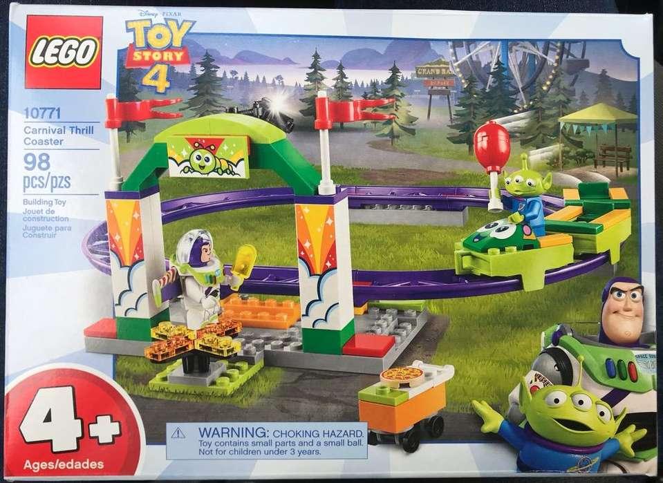 Lego Toy Story 4 nuevo en caja