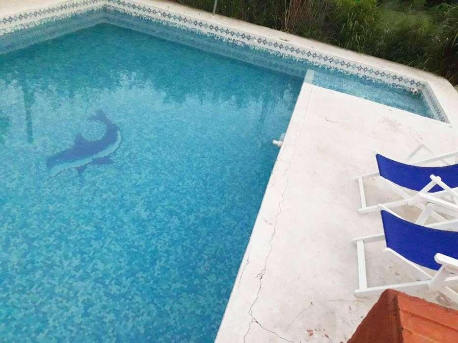 sq77 - Departamento para 2 a 3 personas con pileta en Villa Allende