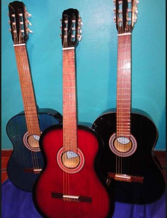 Guitarras Criollas